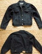 Bluza katana krótka jeansowa