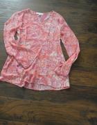 bluzka różowa mgiełka 40
