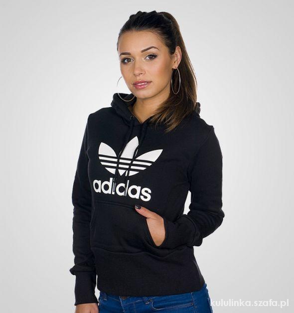 tanie z rabatem najlepiej sprzedający się na sprzedaż online Poszukuje czarnej bluzy adidas damskiej rozmiar s w Ubrania ...