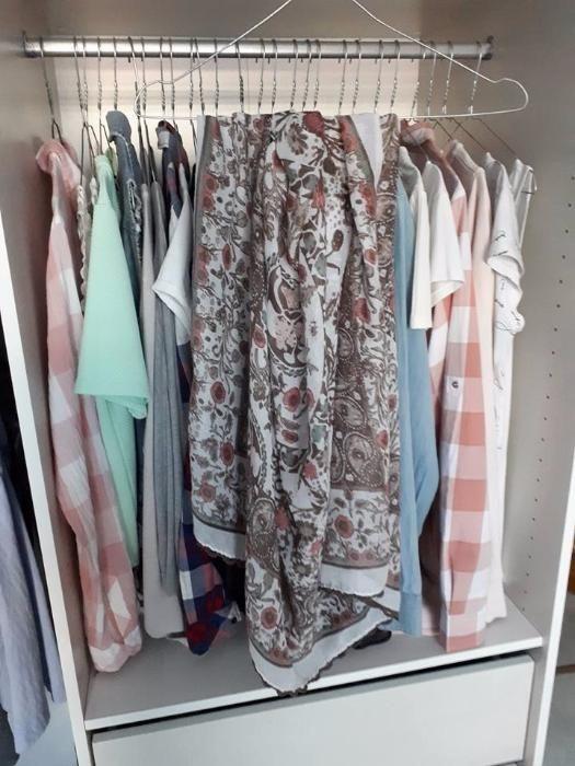 Chusty i apaszki H&M duża chusta z haftem romantyczna mango zara