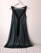 Sukienka Naf Naf do kolan rozmiar 36