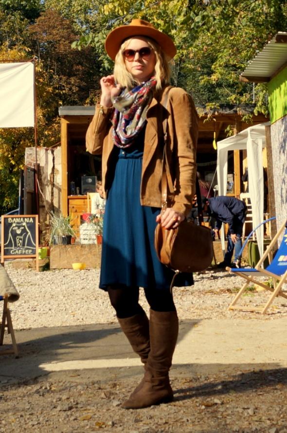 Blogerek Boho vintage look