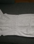 Śliczna sukienka ecru rozmiar S...