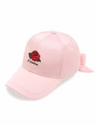 Rozowa czapka z daszkiem z roza tumblr blogerska...