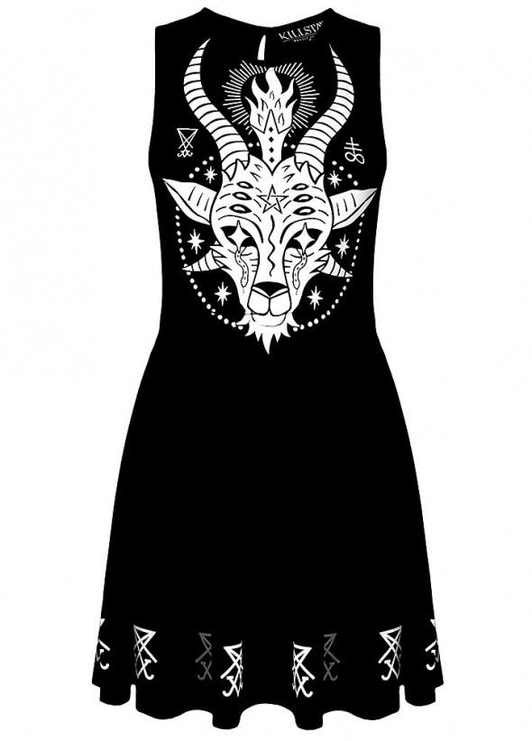 KillStar Horny Skater Dress...