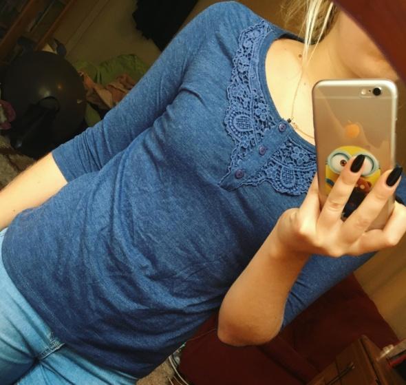 Bluzki Miła w dotyku bluzeczka ORSAY