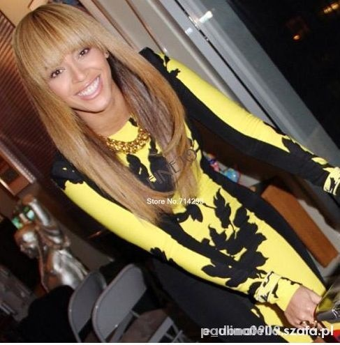 Suknie i sukienki Nowa poszukiwana Beyonce
