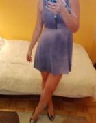 Sukienka o kolorze dżinsowym wysyłka gratis...
