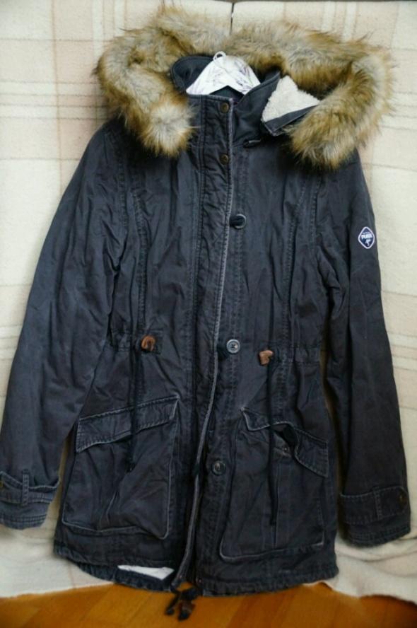 Ciepła kurtka zimowa Puffa...