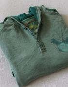 bawełniana bluza kangurka m...