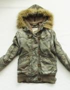 Cropp ciepła gruba MORO kurtka poszukiwana blog 36