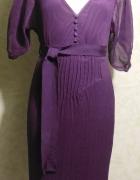 VERO MODA fioletowa sukienka rozmiar S...