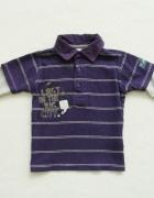 CiA bluzka w paski z długim rękawem 12m 18m 86