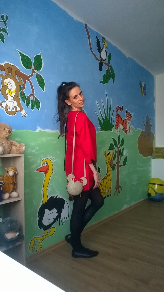 Mój styl Red&Minnie