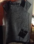 sukienka na zimę 158
