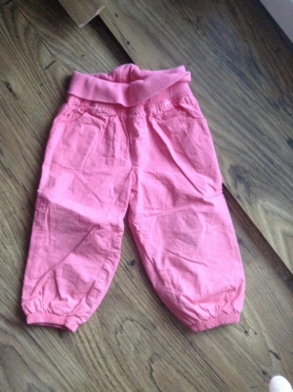 Spodnie i spodenki spodnie ocieplane 86 cool club