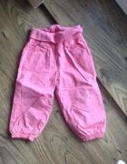 spodnie ocieplane 86 cool club...