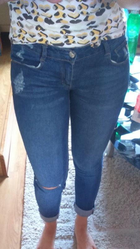 Nowe jeansy pull&bear rurki 38 M...