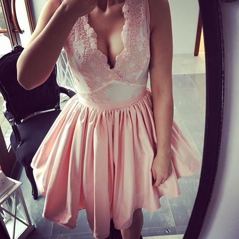 Sukienka koronkowa Lou