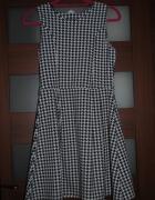 Sukienka pepitka