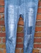 jegginsy imitujace jeans laty nowe...