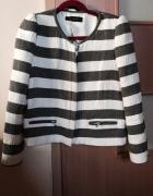 Marynarka w paski Zara