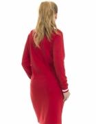 Big Star sukienka dresowa czerwona M nowa...