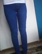 Ciemne jeansy rozm 36 C&A