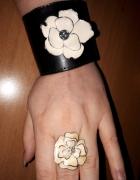 Bransoleta i pierścionek