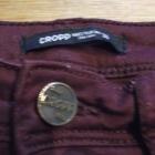Spodnie rurki rozmiar 36 Cropp