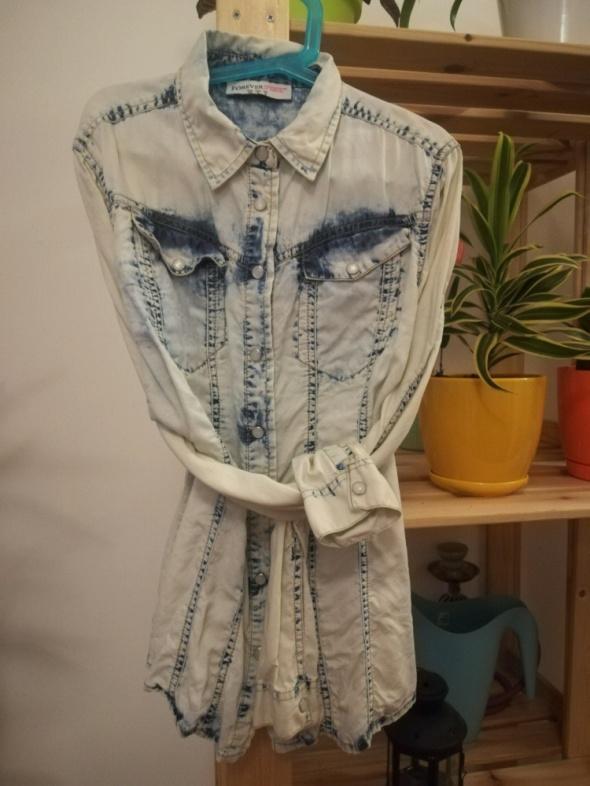 Koszula jeans rozmiar S Butik...