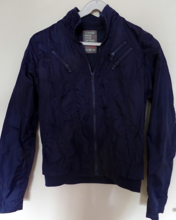 Odzież wierzchnia Granatowa kurtka