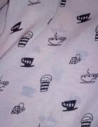 koszula w słodkie wzorki pull&bear