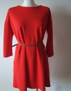 czerwona sukienka mohito s