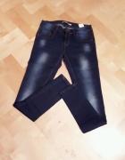 Spodnie jeansowe rozm 40