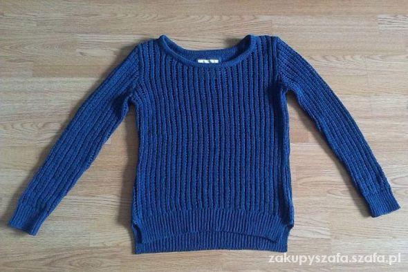 Ażurowy sweter H&M XS Nowy