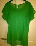 Zielona koszulka mgiełka