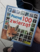 Poszukiwana książka poznaj 100 zwierząt