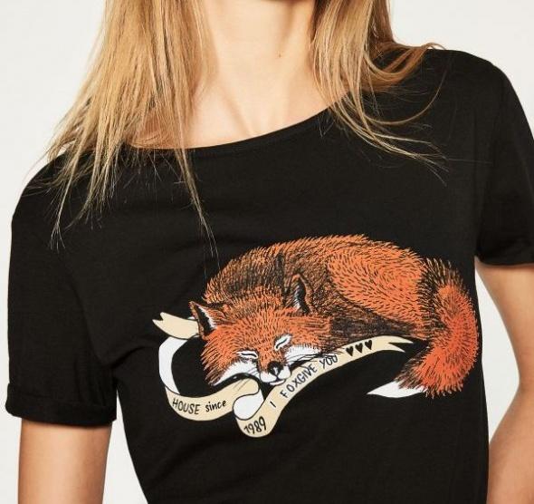 T-shirt lisek z house
