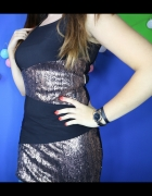 sexy tunika sukienka