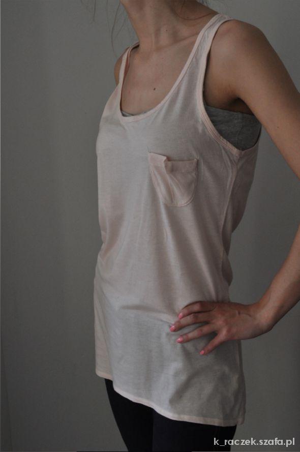 Koszulki koszulka basic Zara