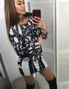 Super sukienka idealna na andrzejki czy sylwestra