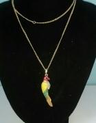 Naszyjnik papuga Avon