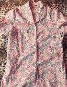 Koszula w kwiatki
