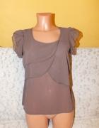 Brązowa bluzeczka Vero Moda 34 36