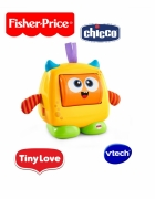 Zabawki Fisher Price Vtech Tiny Love Chicco...