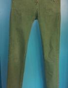 Zielone spodnie 36...
