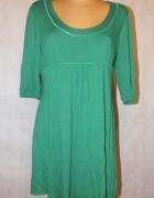 Zielona bluzka tunika Dorothy Perkins Rozmiar 44