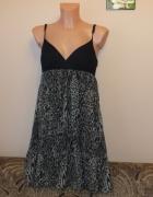 Sukienka LIPSY w panterkę 34 XS 6