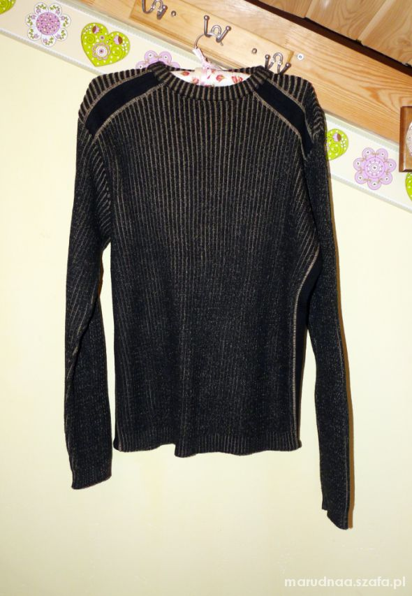 Sweter męski jak nowy stan idealny L...